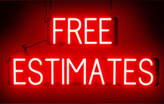 Free Roof Repair Estimates
